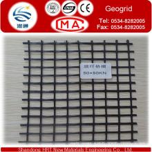 Geogrelha biaxial da fibra de vidro 50-50kn / M