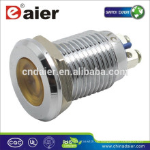 Daier GQ12AS-D 12mm Metall 220 Volt LED-Anzeigelampen