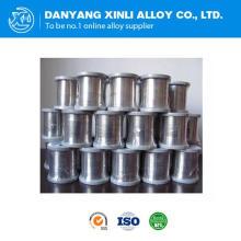 Fil métallique résistant à la chaleur de qualité supérieure Ferro Alloy Ocr21al6nb