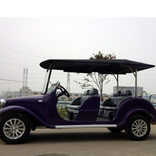 300CC gas powered classic golf cart
