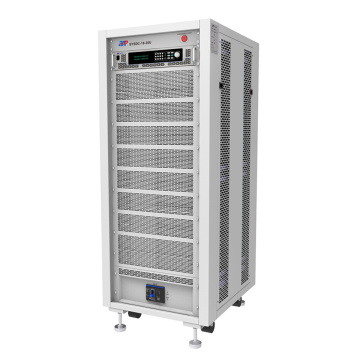 Programmable dc power supply project 40kW rack system