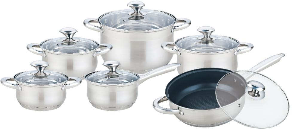 Capsulated Bottom Cooking Set