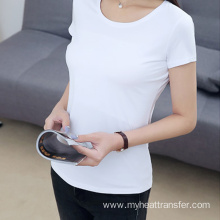 New Fashion Design for Short Sleeved T Shirts Women Modal short-sleeved T-shirt export to South Korea Factories