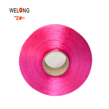 GRS 100% Polyester Fdy Best Price Dope Dyed Bright 150D Polyester Recycled FDY Yarn
