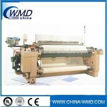 línea de producción médica de la gasa del telar del chorro de aire de la alta producción caliente de la venta para el rollo de gasa