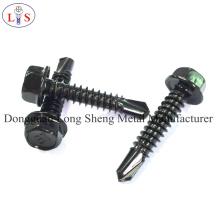Ss 410 Self-Drilling Screw Tek Screw