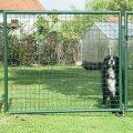 Fence gate p...