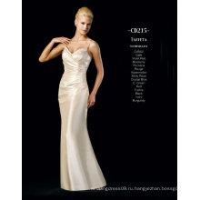 сии V-образным вырезом невесты платье новый стиль Мишель 5
