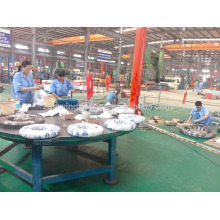 Rotary Conveyor Slew Bearing/Single-row Ball Slewing Ring