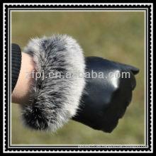 Fabricación de guantes de cuero
