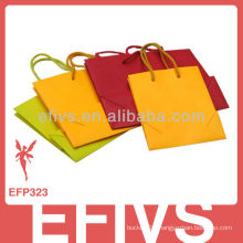 synthetic gift paper bag manufacturer