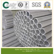 Uns S32205 Duplex tubo de aço inoxidável sem costura