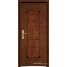 Puerta blindada de acero / Puerta blindada (YF-G9009)