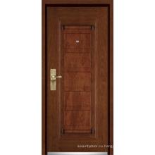 Стали деревянные бронированные двери / бронированная дверь (ЖЛ-G9009)