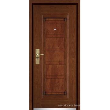 Steel Wooden Armored Door / Armored Door (YF-G9009)