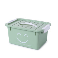 Plastic Box Bento with Lid -Small Size