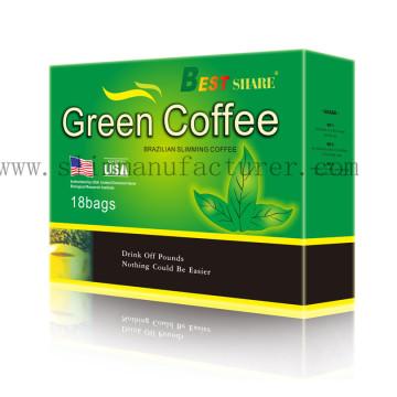 meilleure action minceur vert café