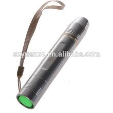 Venda Por Atacado aço inoxidável recarregável Jade testando lanterna