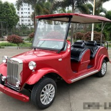 Four seat gas golf cart best price with CE