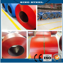 Bobina de aço revestida da cor de 600mm-1250mm PPGI