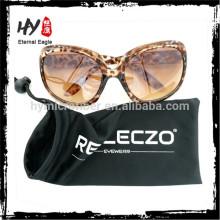 Werbe-Mikrofaser-Sonnenbrille Reinigungstaschen / Beutel / Mikrofaser Reinigungstasche / Wildleder Beutel Schmuck