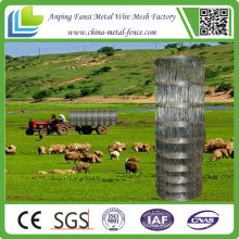 Hinge Joint Galvanized Farm Fence with Lower Price