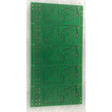 Carte de brasage verte à 4 couches de 0,8 mm