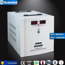 Servo Motor input SVC 1000VA Automatic Voltage Stabilizer