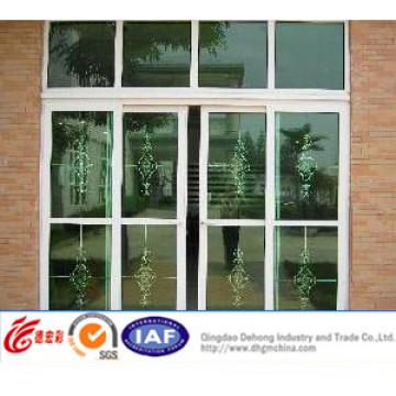 2015 Оптовая Китай винил ПВХ / алюминиевые раздвижные двери патио
