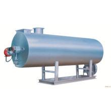 Horno de aire caliente 2017 de la serie RYL, horno compacto de combustible de petróleo, precio de horno de aceite de aire caliente de combustible de gas