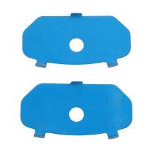 Automotive brake disc pad accesorio pastillas de freno placa antirruido brake shim