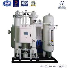 Generador de oxígeno ahorrador de energía para uso hospitalario