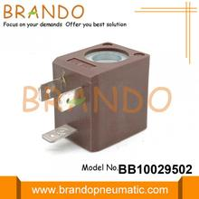 Bobina de válvula solenoide 10 mm Diámetro del orificio 24 V CC