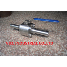 Super Duplex Stainless Steel Forge Ball Vave