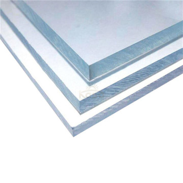 Clear Sheet Solid Polykarbonat Shee Pris