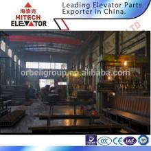 Elevator/lift T type Guide rail/T82/b economic in cost