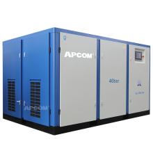 APCOM Oilfree Oil-free 20 bar PET air compressor 20bar 30bar 40bar Oil free air compressor air compressor