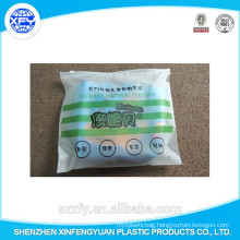 Manufacturer Custom Printing Matting Zipper Plastic Bag
