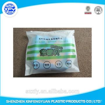 Fabricante Custom Printing Matting Zipper Bolsa de plástico
