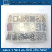 Fastener Kits Screw Washer DIY Box