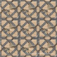 Good Quality Rustic Matt Stone Surface Ceramic Interlocking Tile