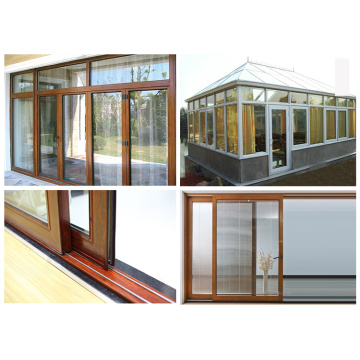 Window and door aluminum extrusions for sale
