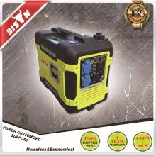 BISON (CHINA) 60db Générateur d'essence monophasé à air portable portable