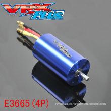3665 Inrunner Brushless Motor für RC-Hubschrauber / Auto / Boot