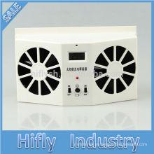 HF-606 energía solar extractor de auto ventilador de energía solar