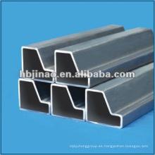 Tubos y tubos de acero sintético ST52 de carbono DIN 2391-1