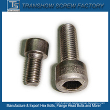 Ss304 A2-70 Socket Cap Screws