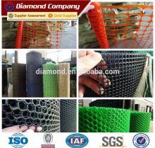 Shapes of Hdpe plastic mesh netting/plastic wire mesh/plastic mesh