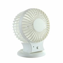 Ventilateur de table portatif USB 3 Wind Leavels