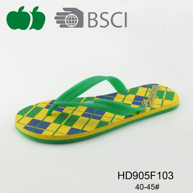 fashion men beach flip flops